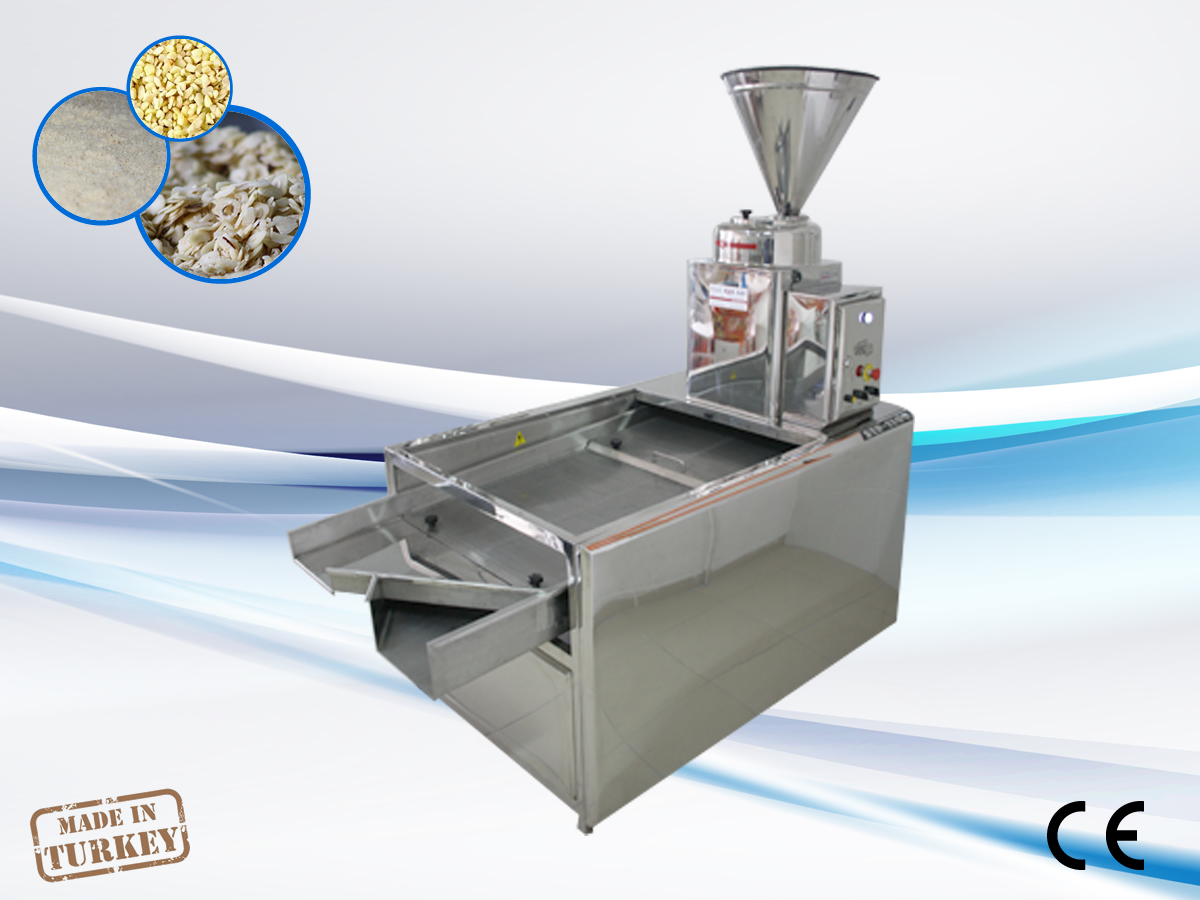 Type Of Sieve Machine for Slicing and Mincing