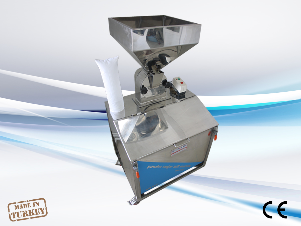 Sugar Powder Machine